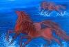 Cavalli rossi