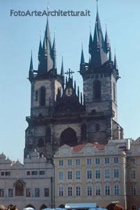 chiesa di Tyn