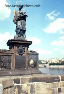 ponte carlo - San Giovanni Nepomuceno