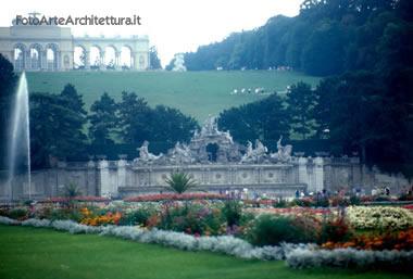 Schönbrunn - parco