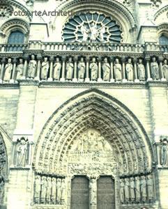 Notre Dame (particolare)