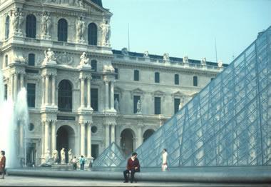 Piramidi del Louvre