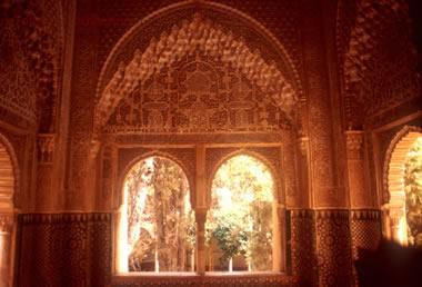 alhambra - il palazzo