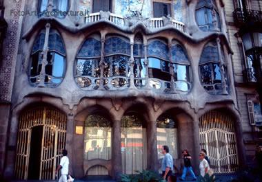 Casa Batlò-Gaudì