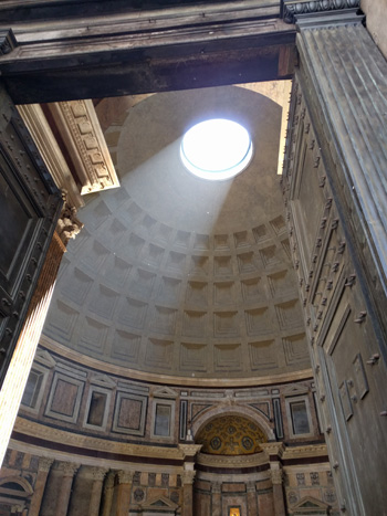 Pantheon - interno