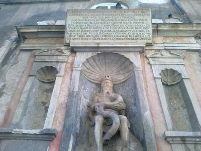 Il Genio di Piazza Garraffo
