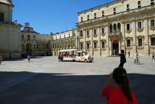 Piazza Duomo - Lecce