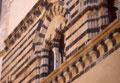 Osterio Magno: particolare di una bifora