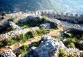 Ruderi del Castello di Cefalù del XII-XIII sec