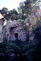 Interno del Tempio di Diana