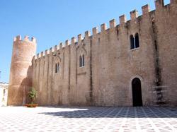 Castello dei Conti di Modica - Alcamo