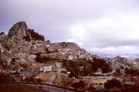 Veduta di Caltabellotta