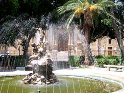 fontana - Castelvetrano
