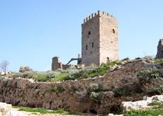 Torre del Castello di Cefalà Diana
