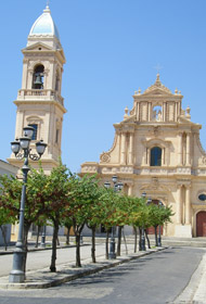 Chiesa - Ispica