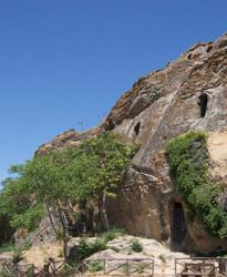 Grotte della Gurfa
