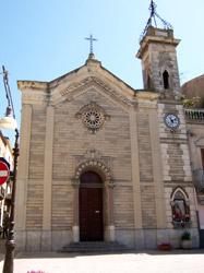 Lercara - Chiesa Santa Rosalia