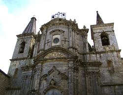 Chiesa barocca - Petralia Soprana