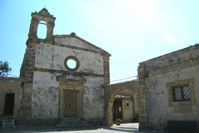 Marzamemi - Chiesa