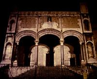 Santa Maria della Catena: visione notturna