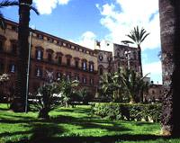 Palazzo dei Normanni sede dell'Assemblea Regionale Siciliana