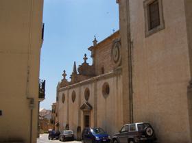 Chiesa dell'ex Collegio dei Gesuiti - Museo Civico - fiancata laterale