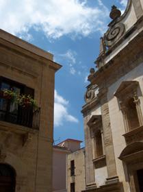 Salemi: centro storico