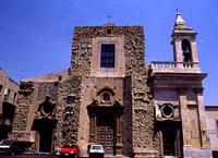 Chiesa di St.Agostino: facciata