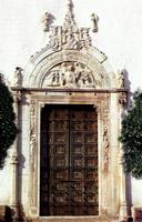 Il portale marmoreo di F. Laurana