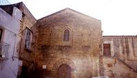 Chiesa di San Nicolò Latina: facciata principale