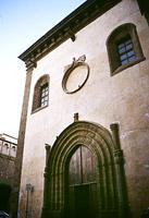 Chiesa di Santa Margherita: fronte principale