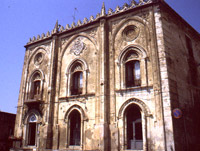 Palazzo Tagliavia San Giacomo: fronte principale