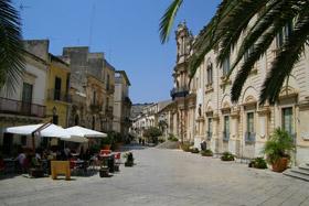 Piazza di Scicli