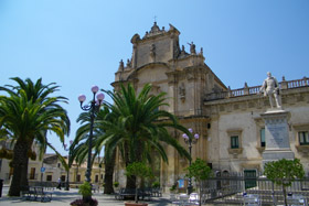 Piazza - Scicli