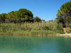 fiume Cassibile