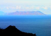 Veduta dal Santuario: Isole Eolie