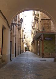 Trapani - scorcio centro storico