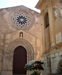 Trapani - Chiesa di Sant'Agostino