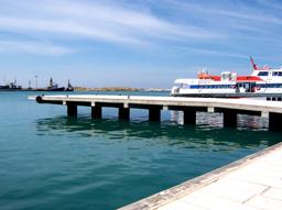 Sistemazione del porto di Trapani dopo la Coppa America 2005