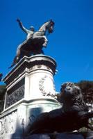 Statua equestre di Garibaldi