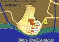 carta di Selinunte